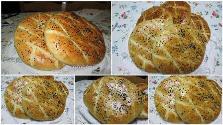 خبز هشيش ولذيذ3