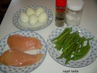 رولي بالدجاج طبق راقي روعة 1