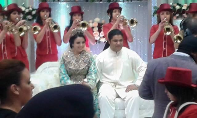 صور حفل زفاف فريد غنام1
