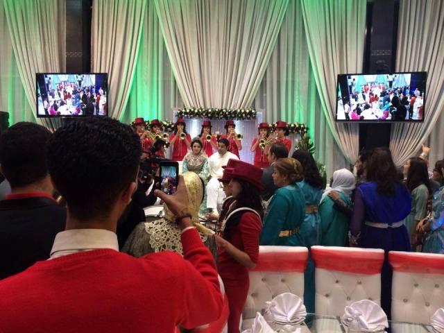 صور حفل زفاف فريد غنام3