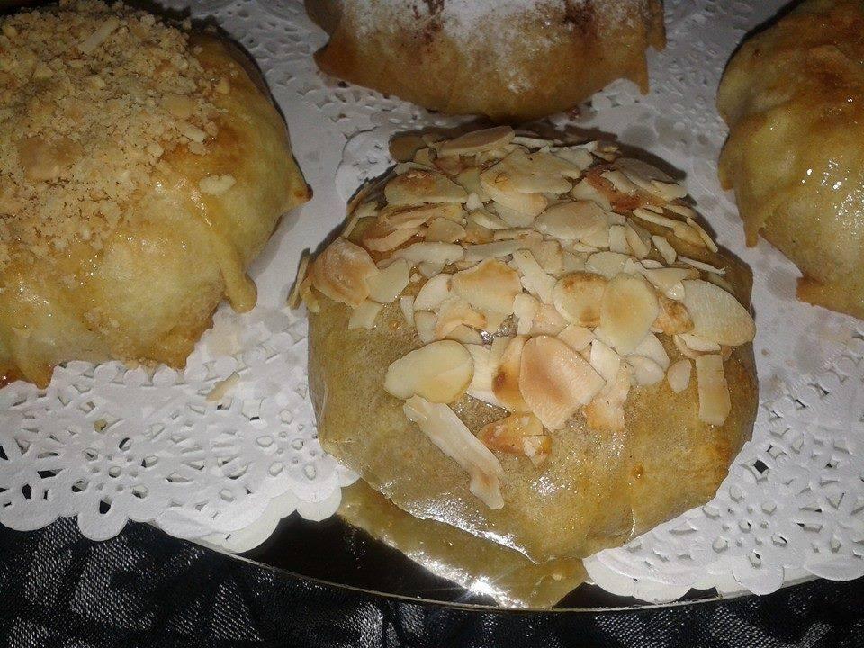 بسيطلات بالتفاح 1